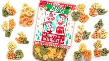 ディズニーキャラクタークリスマスパスタ!季節限定【KALDI】
